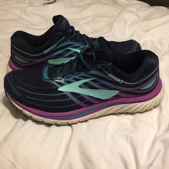 c72c0c30202 Brooks Shoes - Women s Brooks Glycerin 15 Running Shoes Sz 10
